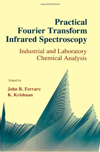 9780122541254: Practical Fourier Transform Infrared Spectroscopy: Industrial and Laboratory Chemical Analysis