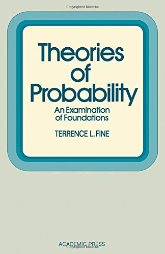 9780122564505: Theories of Probability