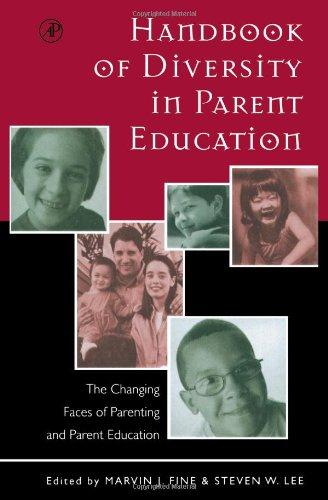 9780122564833: Handbook of Diversity in Parent Education: The Changing Faces of Parenting and Parent Education
