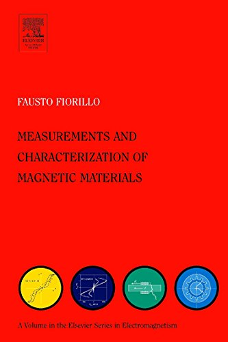 9780122572517: Characterization and Measurement of Magnetic Materials (Electromagnetism)