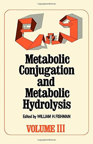 9780122576034: Metabolic Conjugation and Metabolic Hydrolysis: v. 3