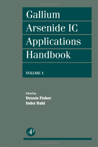 9780122577352: Gallium Arsenide IC Applications Handbook