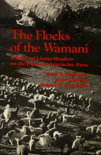 9780122598364: The Flocks of the Wamani: A Study of Llama Herders on the Punas of Ayacucho, Peru