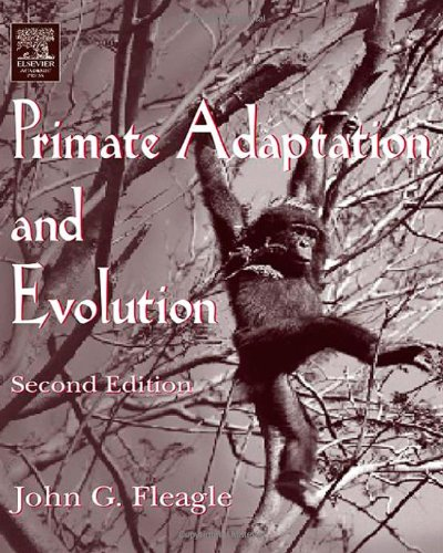 9780122603419: Primate Adaptation and Evolution