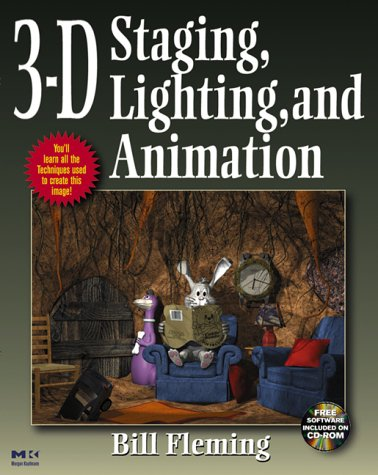 9780122604959: 3D Stage, Lighting, and Animation [With *]
