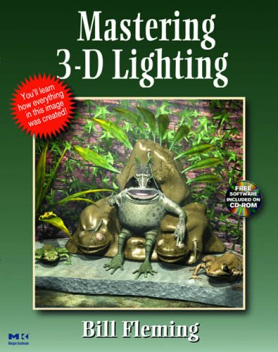 9780122604973: Mastering 3D Lighting [With CDROM]