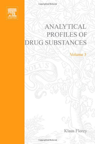 9780122608032: Analytical Profiles of Drug Substances: v. 3