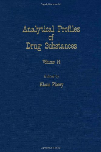 9780122608148: Profiles of Drug Substances, Excipients and Related Methodology vol 14, Volume 14 (Analytical Profiles of Drug Substances, Excipients, and Related Methodology)