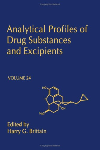 9780122608247: Analytical Profiles of Drug Substances and Excipients, Volume 24 (Analytical Profiles of Drug Substances, Excipients, and Related Methodology)