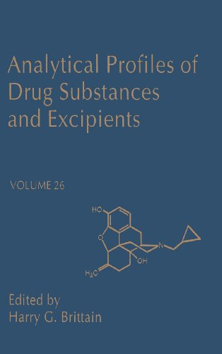 9780122608261: Analytical Profiles of Drug Substances and Excipients: 26 (Profiles of Drug Substances, Excipients, and Related Methodology)