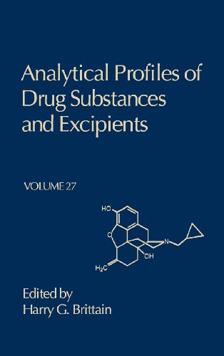 9780122608278: Analytical Profiles of Drug Substances and Excipients, Volume 27 (Analytical Profiles of Drug Substances & Excipients)
