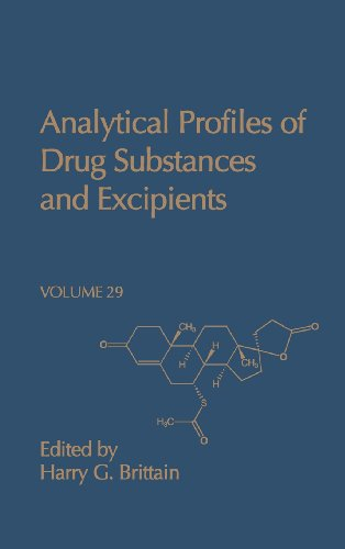 9780122608292: Analytical Profiles of Drug Substances and Excipients, Volume 29