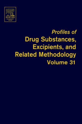 9780122608315: Profiles of Drug Substances, Excipients and Related Methodology: 31