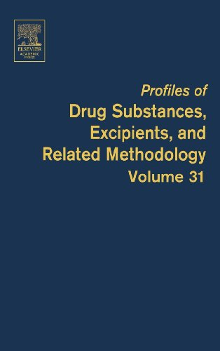 9780122608315: Profiles of Drug Substances, Excipients and Related Methodology, Volume 31 (Analytical Profiles of Drug Substances & Excipients)