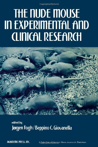 9780122618604: The Nude Mouse in Experimental and Clinical Research (v. 1)