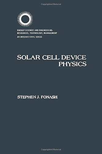 9780122619809: Solar Cell Device Physics (Energy science and engineering)