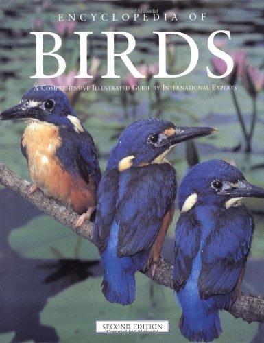 9780122623400: Encyclopedia of Birds (Ap Natural World.)