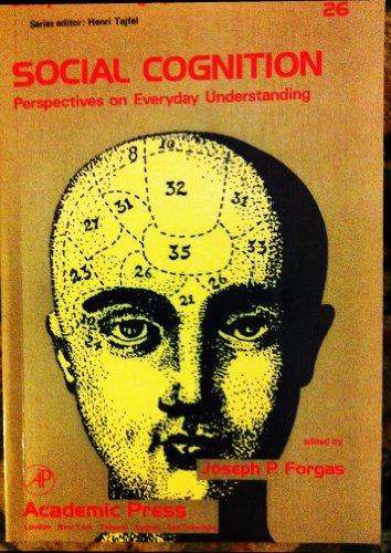 9780122635625: Social Cognition (European Monographs in Social Psychology)