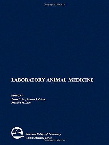9780122636202: Laboratory Animal Medicine (American College of Laboratory Animal Medicine Series)