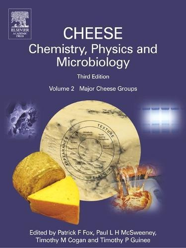 9780122636530: Cheese: Chemistry, Physics and Microbiology: Major Cheese Groups: Major Cheese Groups v. 2