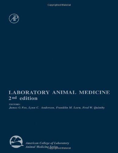 9780122639517: Laboratory Animal Medicine, Second Edition (American College of Laboratory Animal Medicine)