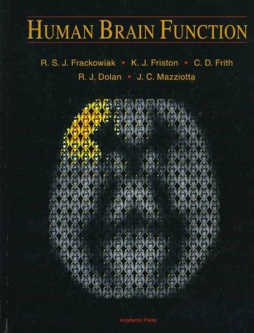 9780122648403: Human Brain Function