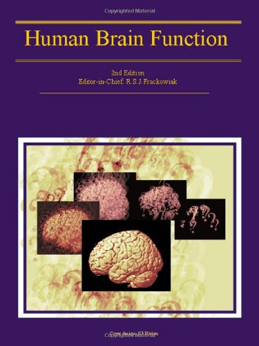 9780122648410: Human Brain Function, Second Edition
