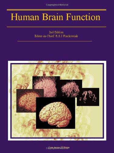 9780122648410: Human Brain Function, Second Edition