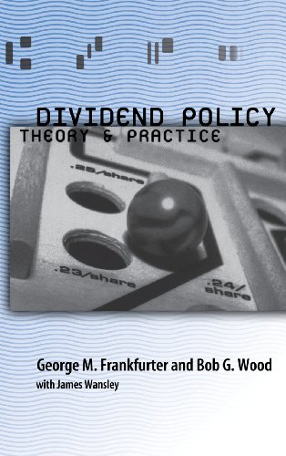 9780122660511: Dividend Policy: Theory and Practice