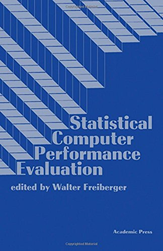 9780122669507: Statistical Computer Performance Evaluation
