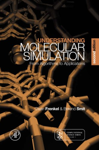 9780122673511: Understanding Molecular Simulation: From Algorithms to Applications (Computational Science)