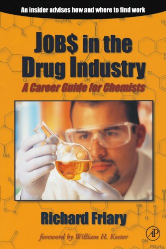 9780122676451: Job$ in the Drug Indu$try: A Career Guide for Chemists