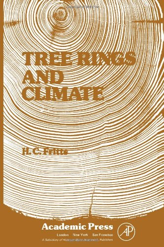 9780122684500: Tree Rings and Climate