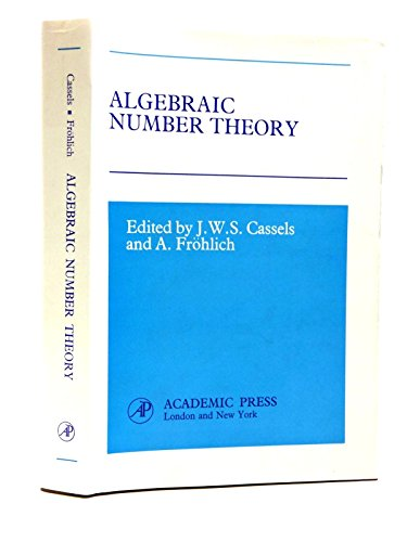 9780122689505: Algebraic Number Theory