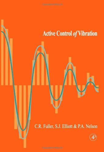 9780122694400: Active Control of Vibration