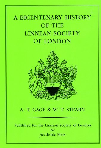9780122731501: A Bicentenary History of the Linnean Society of London