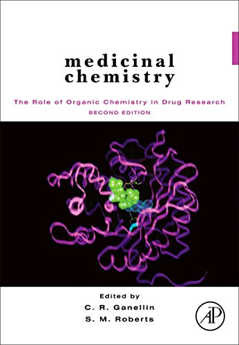 9780122741203: Medicinal Chemistry, Second Edition: The Role of Organic Chemistry in Drug Research