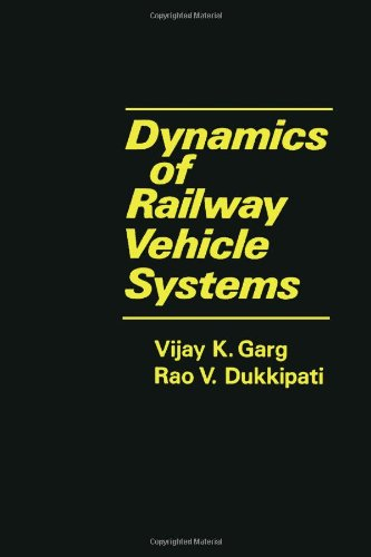 9780122759505: Dynamics of Railway Vehicle Systems