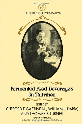 9780122770500: Fermented Food Beverages in Nutrition (A monograph series - the Nutrition Foundation)