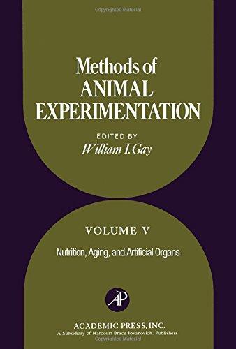 9780122780059: Methods of Animal Experimentation: v. 5
