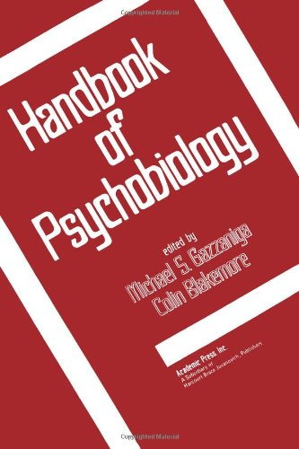 9780122786563: Handbook of Psychobiology