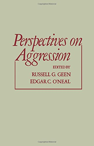 9780122788505: Perspectives on Aggression