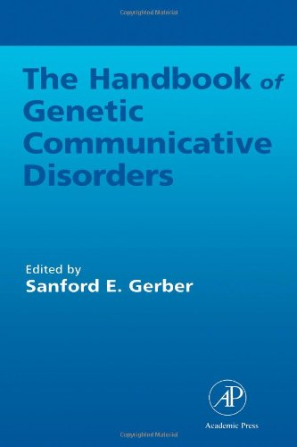 9780122806056: Handbook of Genetic Communicative Disorders