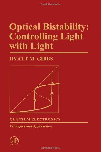 9780122819407: Optical Bistability: Controlling Light With Light (Optics & Photonics Series)
