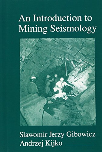 9780122821202: An Introduction to Mining Seismology, Volume 55 (International Geophysics)