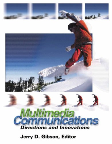 9780122821608: Multimedia Communications: Directions and Innovations (Communications, Networking & Multimedia)