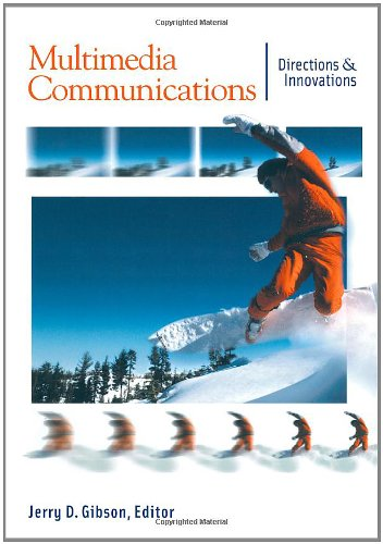 9780122821608: Multimedia Communications: Directions and Innovations (Communications, Networking and Multimedia)