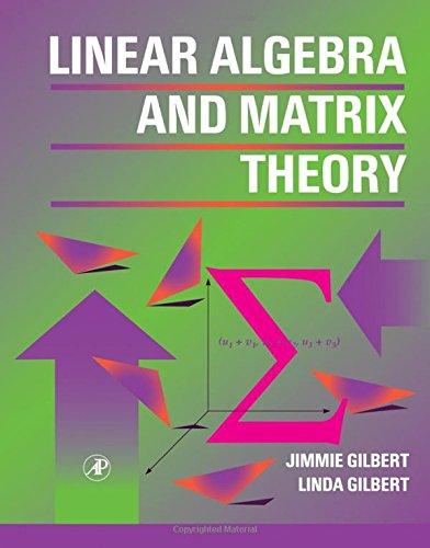 9780122829703: Linear Algebra and Matrix Theory