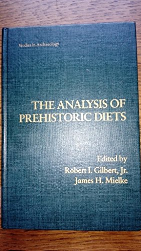 9780122832604: The Analysis of Prehistoric Diets (Studies in Archaeology)