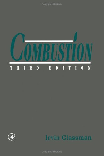 9780122858529: Combustion, Third Edition